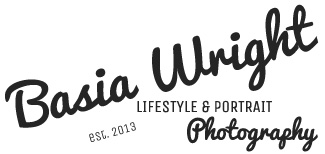 Basia Wright Photography logo
